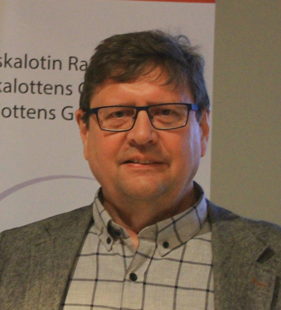 Inköpschef Ole Rödum
